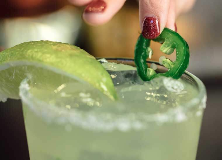 Refresh at Moxie's Grill & Bar