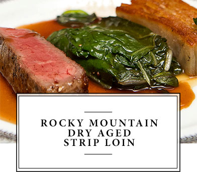 Rocky Mountain Dry Aged Strip Loin