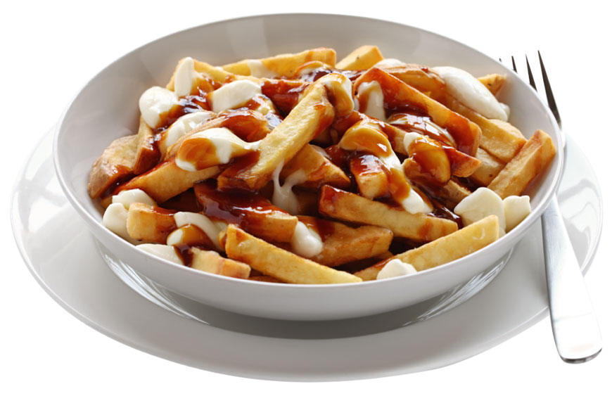 Fries, squeaky cheese and gravy  there truly is nothing better.