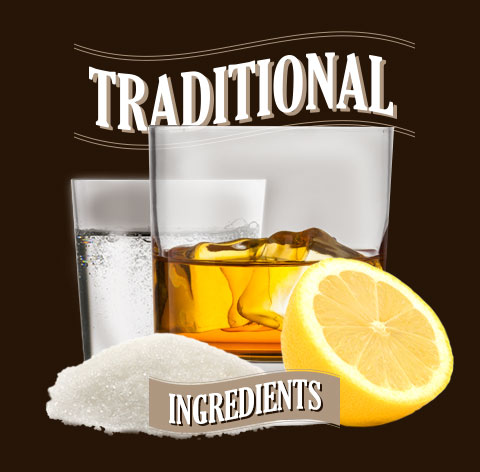 Whiskey Sour - Traditional